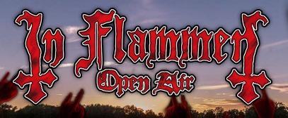 In Flammen Open Air