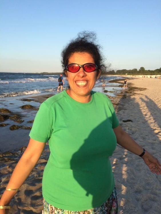 In unserem Blog erzählt die blinde Mutter und Bloggerin Lydia ein wenig aus ihrem Leben