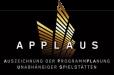 Das Logo der Auszeichnung APPLAUS